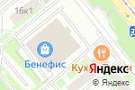 Схема проезда до компании Тамбовский трикотаж в Москве