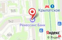 Схема проезда до компании Нойвел в Москве