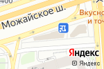 Схема проезда до компании АЙНУР в Москве