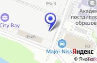 Схема проезда до компании МЕБЕЛЬНЫЙ МАГАЗИН РУСФИНСТРОЙ в Москве