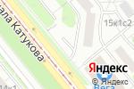 Схема проезда до компании Стрит Ритейл в Москве