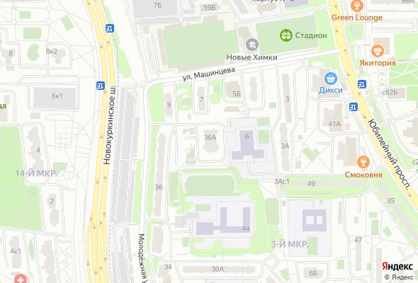 продажа квартир Молодежная 36А