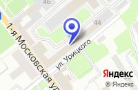 Схема проезда до компании СЕРПУХОВСКАЯ ШВЕЙНАЯ ФАБРИКА в Серпухове