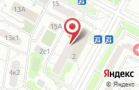 Схема проезда до компании Грин-Арт в Москве