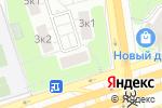Схема проезда до компании БиМ в Москве