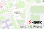 Схема проезда до компании Сходня в Москве