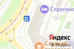 Схема проезда до компании Coffeeok в Москве