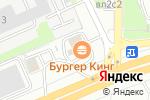 Схема проезда до компании Мещерский лес в Москве