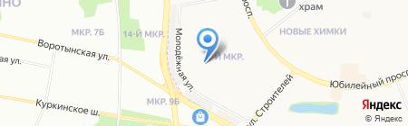 Хоум Эксперт на карте Химок