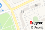 Схема проезда до компании Мясной магазин в Щапово