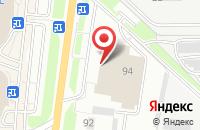 Схема проезда до компании Все стройматериалы в Серпухове