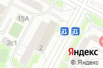 Схема проезда до компании Roll`s time в Москве