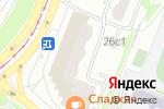 Схема проезда до компании Шведская чистка в Москве