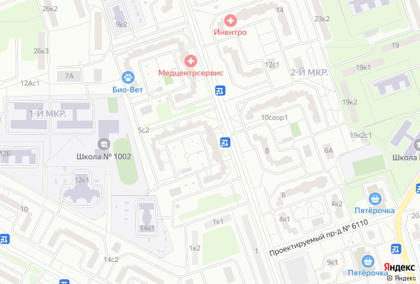 продажа квартир Солнцево, ул. Главмосстроя