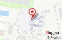 Схема проезда до компании Золотой ключик в Серпухове