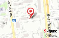Схема проезда до компании НеоЛайн в Москве
