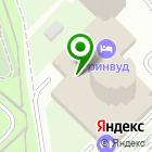 Местоположение компании Аэросоюз