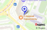 Схема проезда до компании САЛОН МЕБЕЛИ ГРЭВИ в Москве