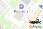 Схема проезда до компании ЭйрЛюкс в Москве