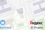Схема проезда до компании Детская библиотека №163 в Москве