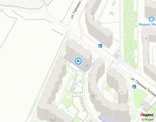Управляющая компания «Химки-комфорт» на карте Химок