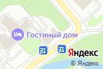 Схема проезда до компании Бизнес-Услуги в Москве