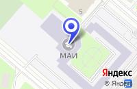 Схема проезда до компании ФОНД РАЗВИТИЯ МАТЕРИАЛОВЕДЕНИЯ И ТЕХНОЛОГИИ ОБРАБОТКИ МАТЕРИАЛОВ в Москве