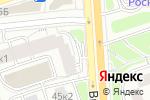 Схема проезда до компании Центр Бытовых Услуг 77 в Москве
