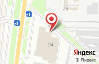 Схема проезда до компании Мосглавснаб в Серпухове