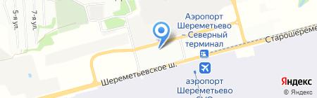 Компьютершер Регистратор на карте Химок