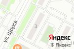 Схема проезда до компании Компьютерные Технологии в Москве
