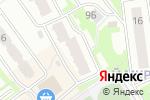 Схема проезда до компании Геофрост в Химках