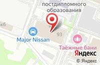 Схема проезда до компании Журнал Оборудование в Москве