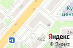 Схема проезда до компании Офеня в Москве