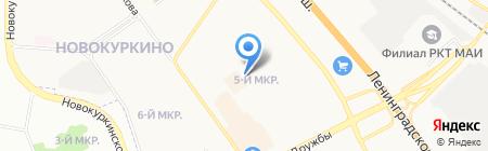 Умники & Умницы на карте Химок