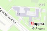 Схема проезда до компании Кадетская школа-интернат №11 в Москве
