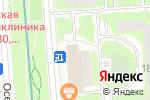 Схема проезда до компании Багетная мастерская в Москве