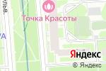 Схема проезда до компании Сахалинская рыбная компания в Москве