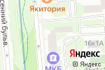 Схема проезда до компании 18+ в Москве