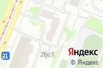 Схема проезда до компании Write4you в Москве