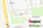 Схема проезда до компании Сантехника комфорта в Москве
