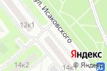 Схема проезда до компании Two Folks в Москве