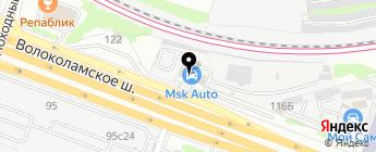 Ria Avto на карте Москвы