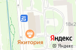 Схема проезда до компании ПИЦЦА-фабрика в Москве