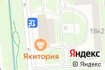 Схема проезда до компании ГудСтори в Москве