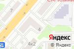 Схема проезда до компании SK07 в Москве
