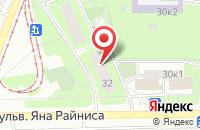 Схема проезда до компании Трейдарсенал в Москве
