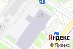 Схема проезда до компании Московский региональный союз автомобильных школ в Москве