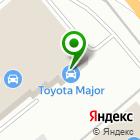 Местоположение компании Major Auto