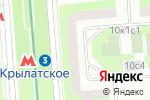 Схема проезда до компании Джаганнат в Москве